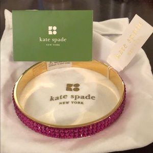 NEW Beautiful Kate Spade Bangle!